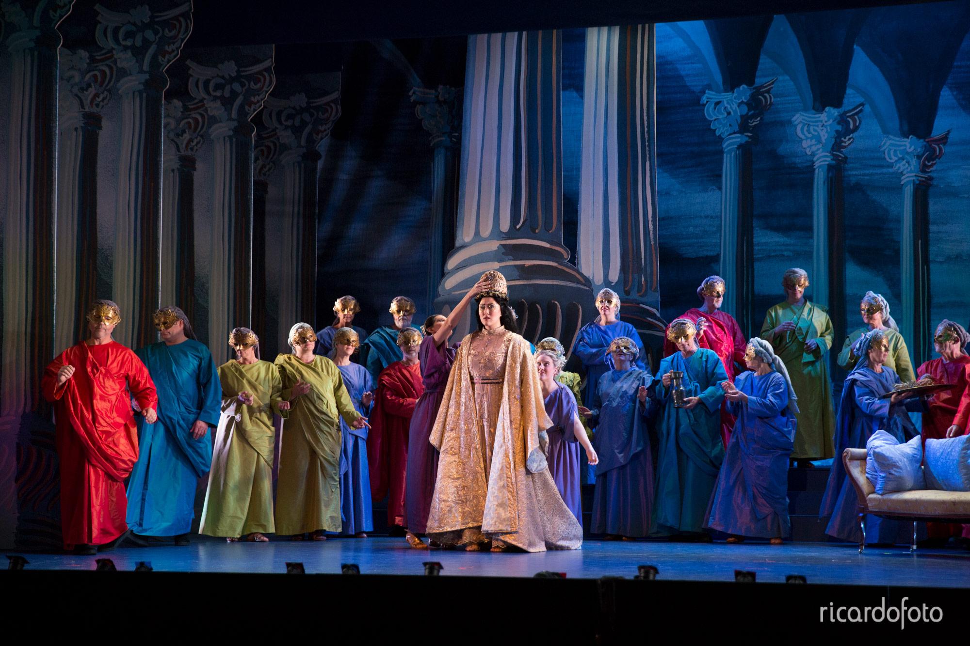 Dido og Aeneas & Cavalleria Rusticana 2017