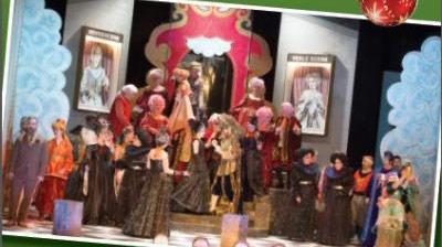 RingsakerOperaen ønsker publikum og samarbeidspartnere en god jul!