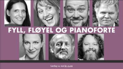 Fyll, fløyel og pianoforte
