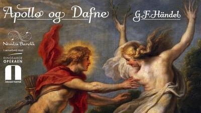 Apollo og Dafne av G.F.Händel