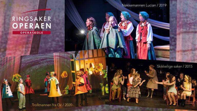 Audition – Ringsaker OperaSkole