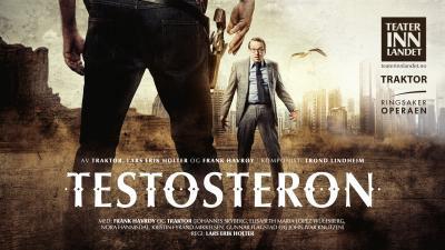 I kveldsetun – Testosteron med Traktor