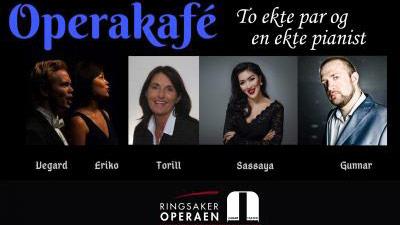 Operasalong på Hamar Teater
